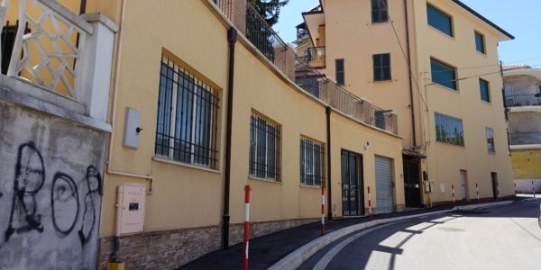 Chieti via Santarelli Cennamo Salsano (1)